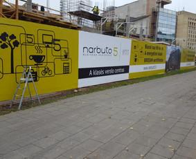 Reklamos gamyba Vilniuje