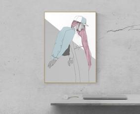 Dizainerė/ Mados Iliustratorė