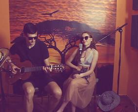 Vokalo ir gitaros duetas