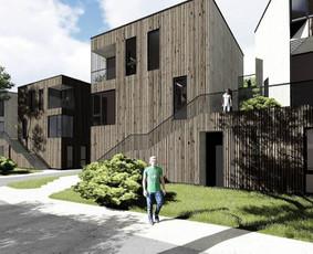 Architektė, Projektų vadovė