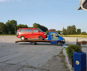 Technine pagalba kelyje Traliukas Tralas