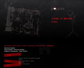 ✅ Responsive Dizaino Interneto Svetainės Su TVS