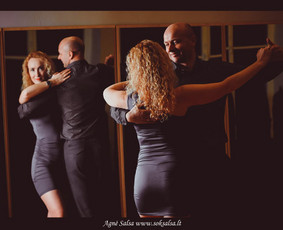 Agnės Salsos šokių mokykla