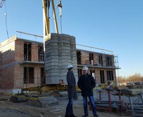 Statybos techninė priežiūra ir projektų valdymas