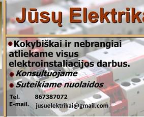 Elektrikai. Vilnius