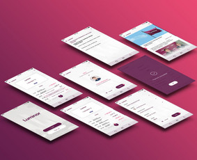 Web, App, UI dizaineris