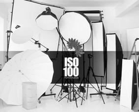 ISO 100- fotostudija Vilniuje