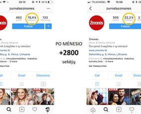 Efektyvi Instagram ir Facebook komunikacija