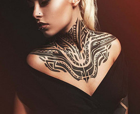 """"""" 8 tattoo"""""""