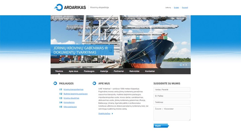 www.ardarikas.lt