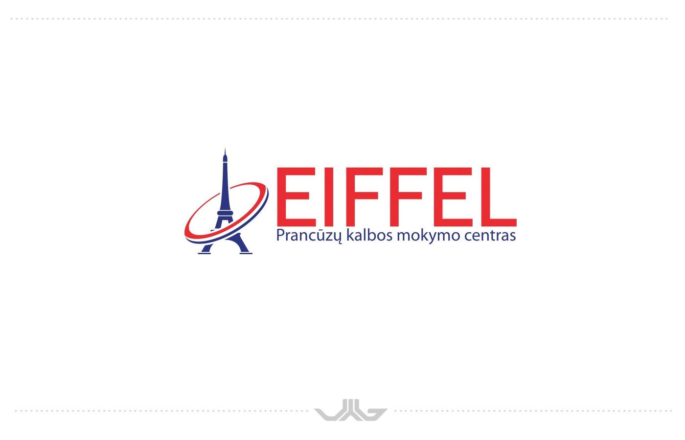Prancūzų kalbos kursai.  Tinklapis: www.eiffel.lt