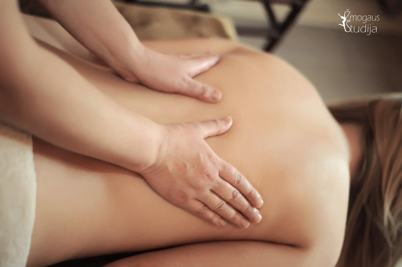 Nugaros masažas