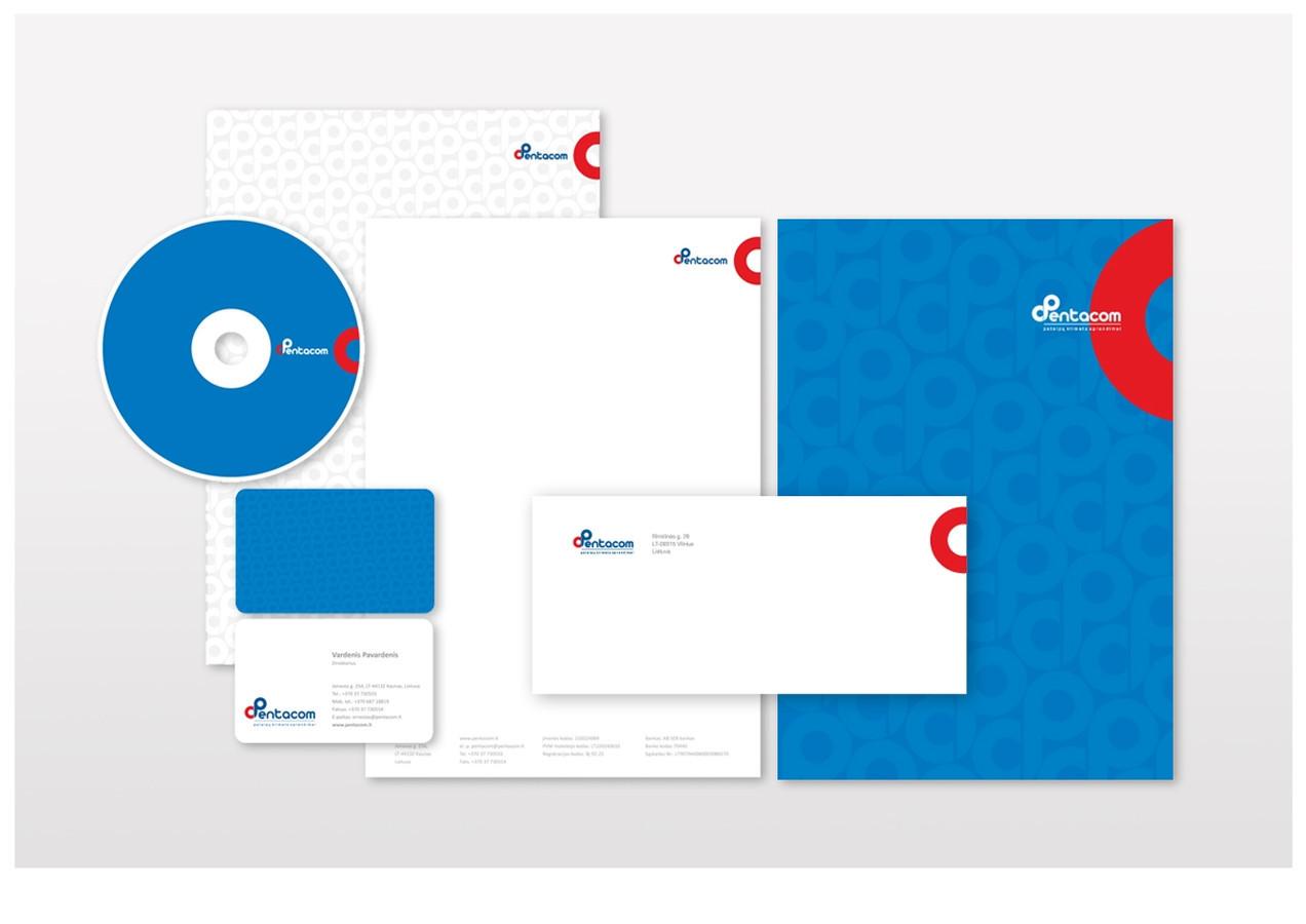 "Logotipas ir firminis stilius  |UAB ""Visetas""|"