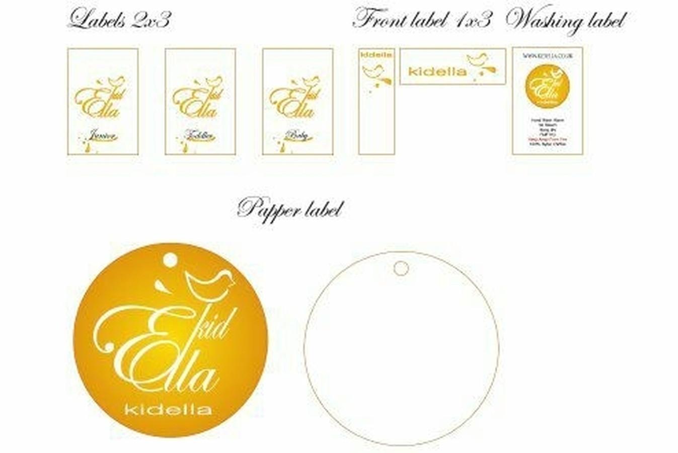 Etikeciu dizaino maketas