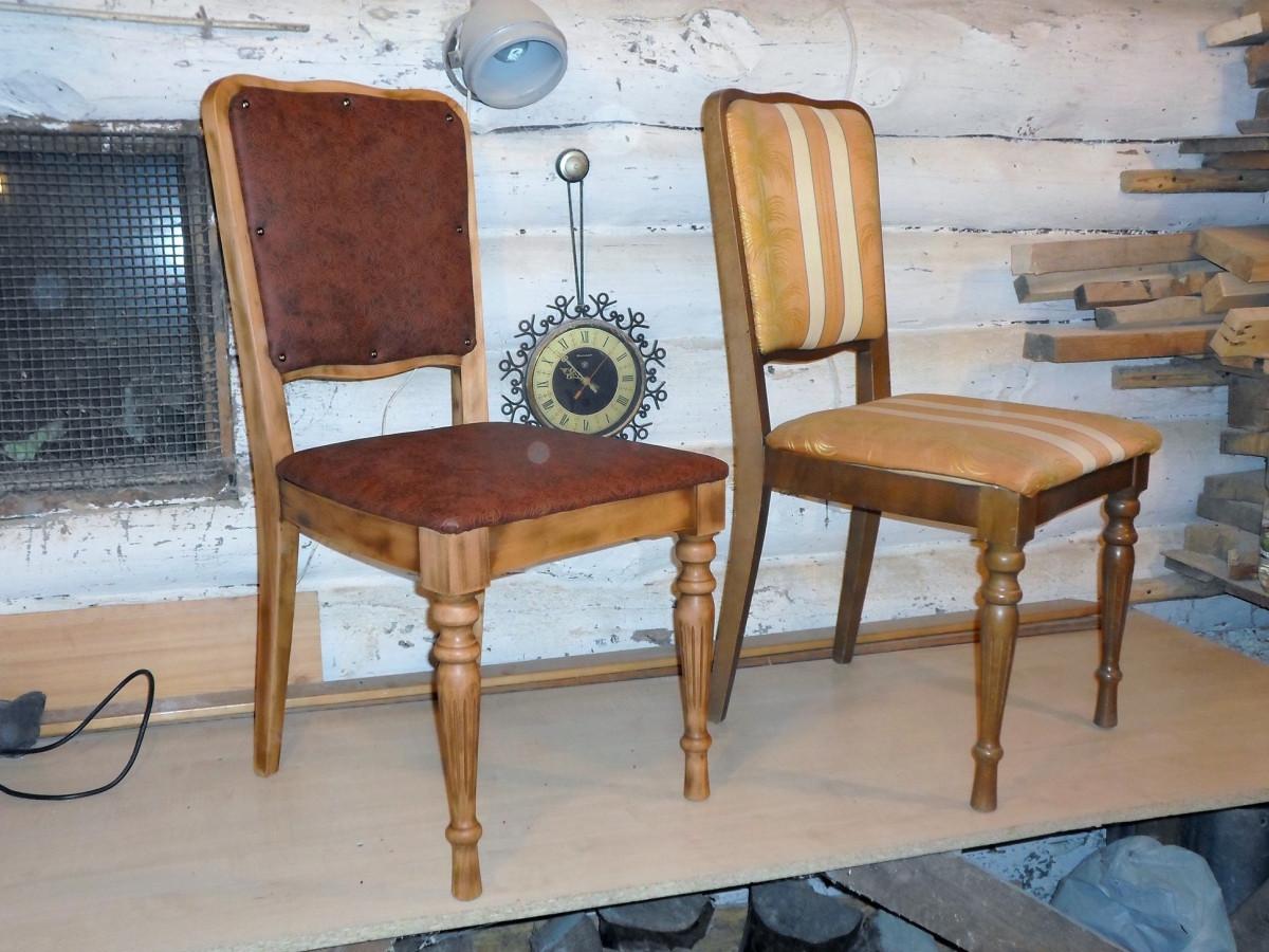 Restauruoti baldai 2