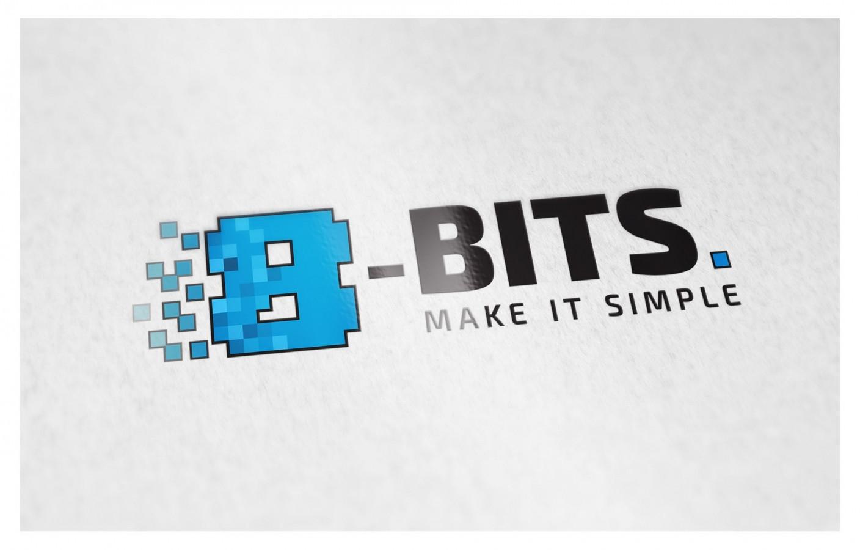 Logotipo dizainas IT įmonei