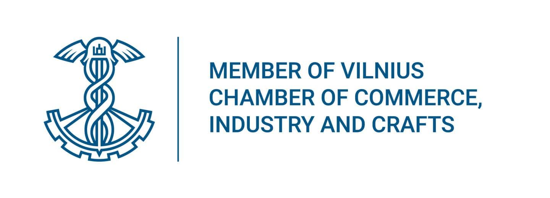 Mes esame Prekybos, Pramonės ir amatų rūmų nariai.