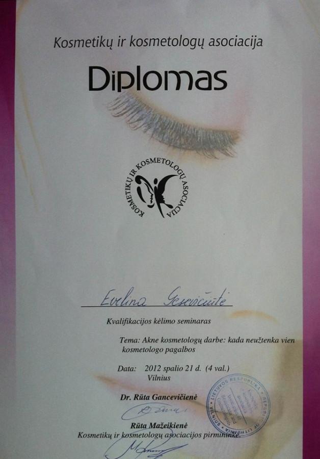 Kvalifikacijos kėlimo seminaras
