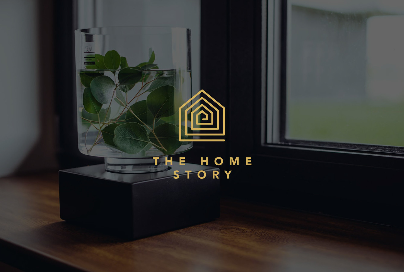 THE HOME STORY logo