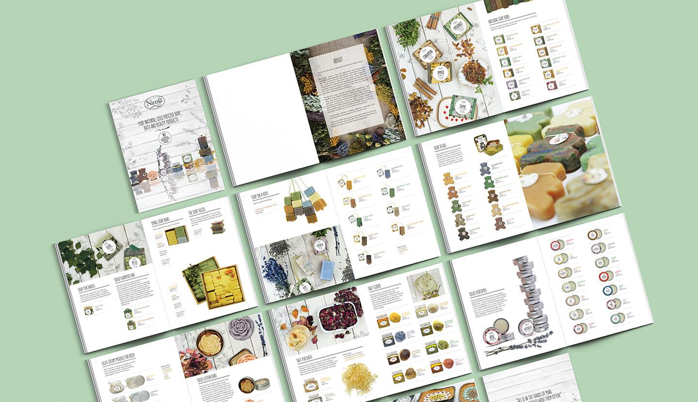 Prekių katalogas / Product catalogue   NIMFĖ