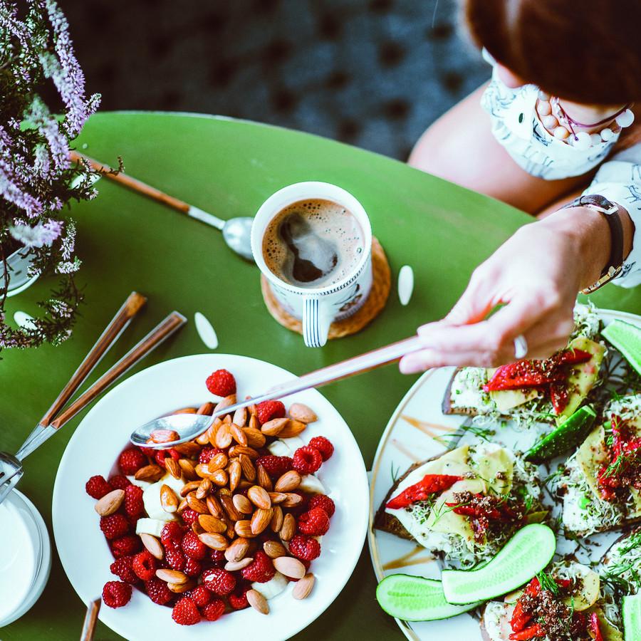 Maisto dekoravimas ir fotografija