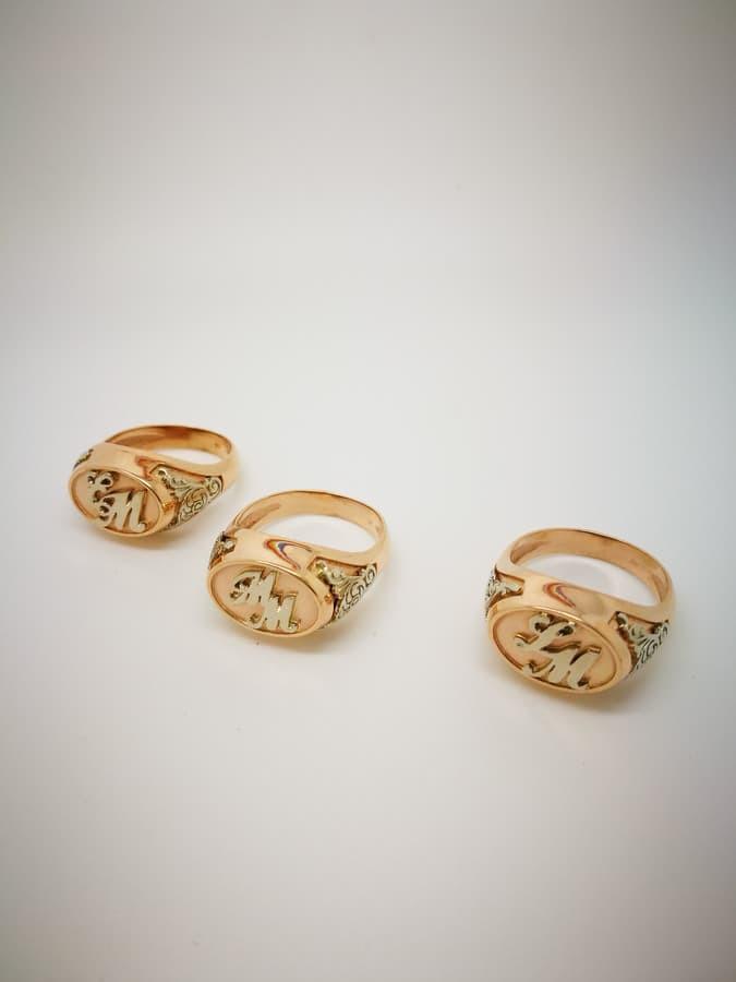 Vyriški žiedai
