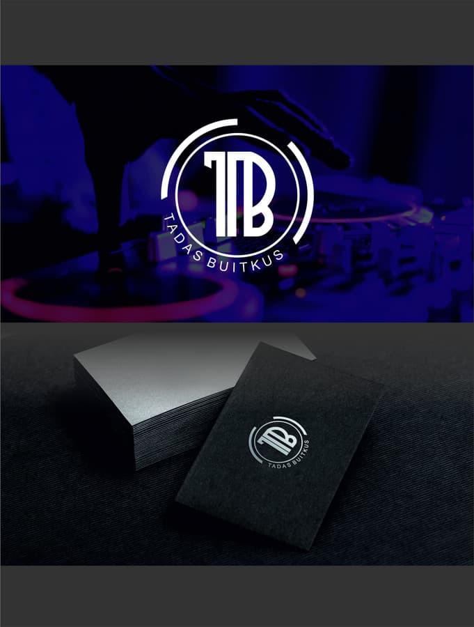 DJ logotipas