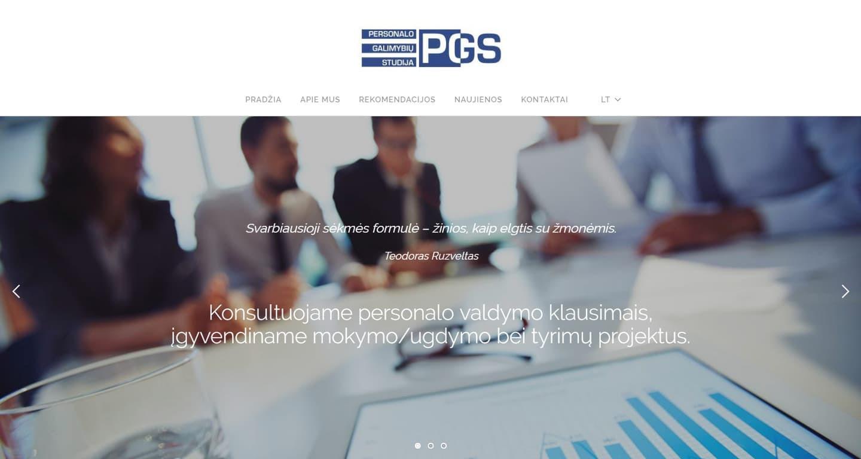 Pgs.lt - Labai greita dviejų kalbų informacinė svetainė.