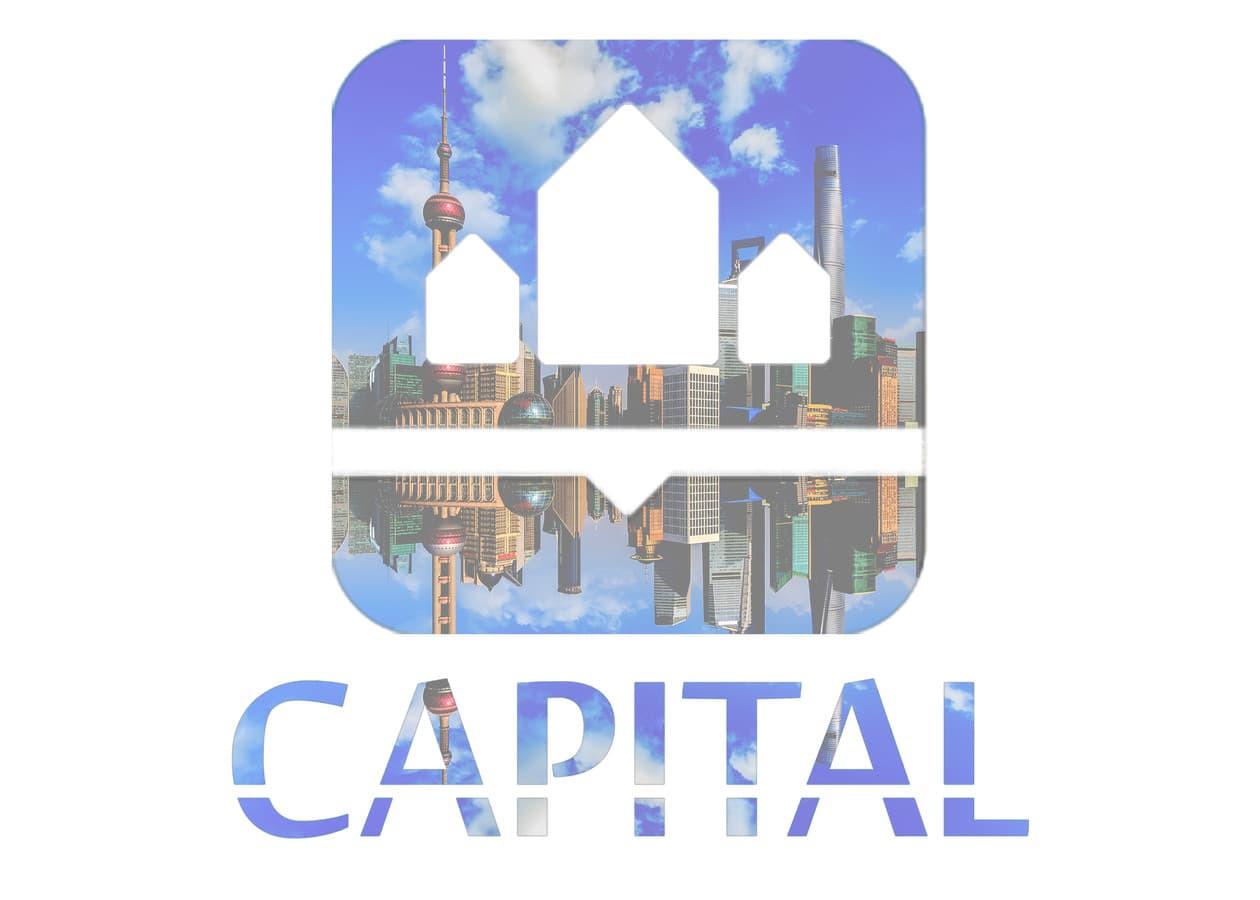 Spalvingas CAPITAL logo