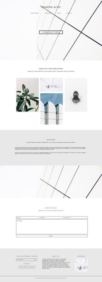 Tinklapio dizainas
