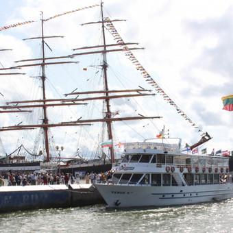 Laivas Venus, didelis laivas rengniams / Vaidas Lomsargis / Darbų pavyzdys ID 3