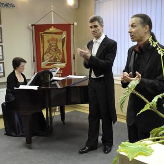 Muzikantas, dainininkas, grupė / Vitalijus Muravjovas / Darbų pavyzdys ID 1534