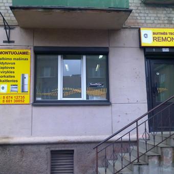 BUITINĖS TECHNIKOS REMONTAS / Andrius / Darbų pavyzdys ID 2908