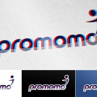 Promomo logotipas