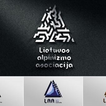Lietuvos alpinizmo asociacijos dinaminis identitetas. Pilna stiliaus knyga: http://issuu.com/karolisrimkus/docs/knyga_pages_pataisyta_72_dpi