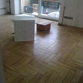 Vidaus apdaila,remontas Klaipėdoje Palangoje / Aidas Kavaliauskas / Darbų pavyzdys ID 3427