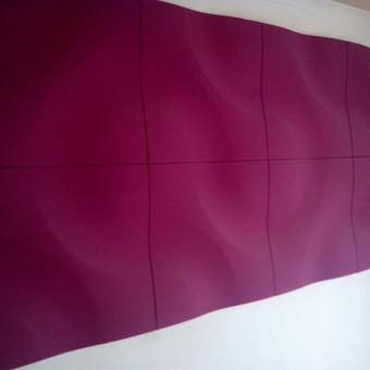 Sienu dekoravimas,vidaus apdailos darbai. / Rolandas / Darbų pavyzdys ID 4850