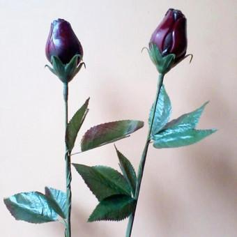 Šokoladinės rožės