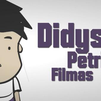 Gan senas ir daugiausiai youtube peržiūrų ir dėmesio susilaukęs filmas. Taip pat pelnęs 55-ojo Respublikinio mėgėjiškų kino filmų festivalio apdovanojimą.