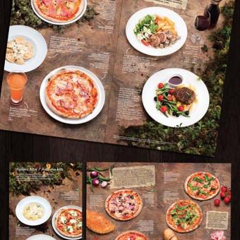 Rudens sezono patiekalų meniu | ČILI PICA Autumn seasonal specials menu | ČILI PICA