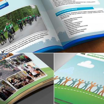 LCKU socialinės atsakomybės ataskaitos leidinys 2013 m. http://issuu.com/lku-63/docs/lku