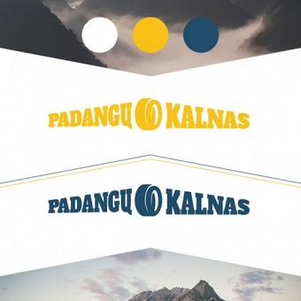 Logotipas padangų parduotuvei