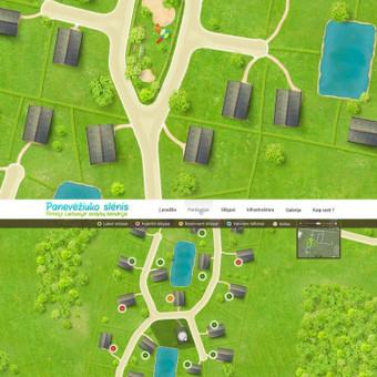 Panevėžiuko privačių namų gyvenvietės projekto pristatymas.  Tikslas - pristatyti projekto viziją potencialiam klientui, per reklamos priemones - svetainė, plakatai ir lankstinukai.  Plač ...