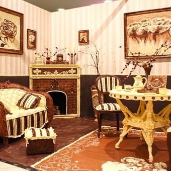 Šokolado kambarys