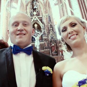 Saulės ir Alekso vestuvės