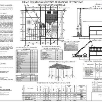 Profesionalios sąmatų sudarymo paslaugos / Mindaugas Laučys / Darbų pavyzdys ID 15859