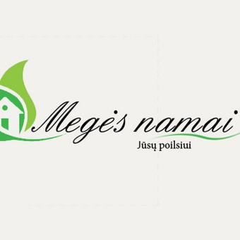 Megės namai logotipas