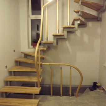 Laiptai, tureklai ir kiti metalo gaminiai. / Andrius Plunge / Darbų pavyzdys ID 17255