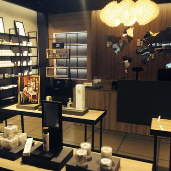 SCENT BAR olfactory tasting Kvepalų parduotuvė Kaune, Savanorių pr. 255 Daugiau www.cadmonkeys.lt