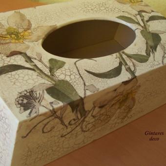 Dėžutė servetėlėms